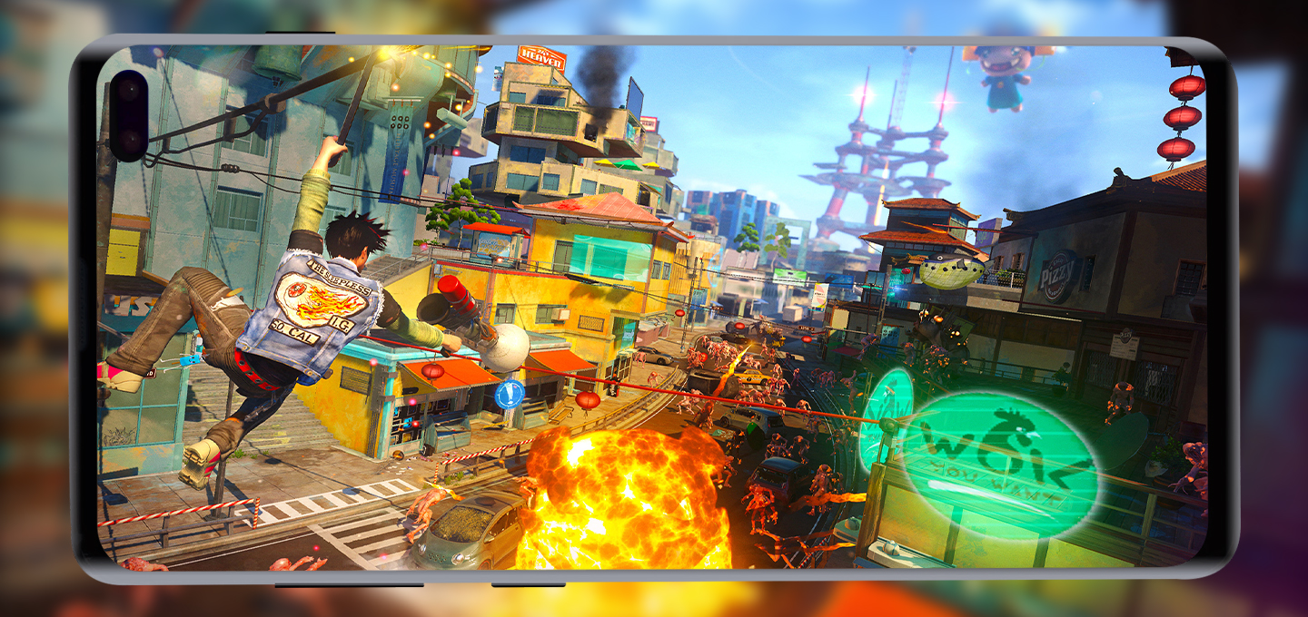 Project xCloud Sunset Overdrive