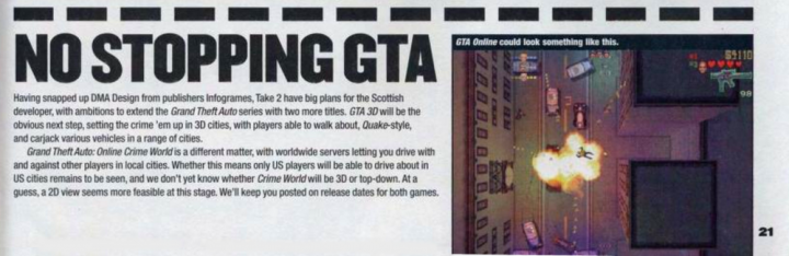 GTA Online Crime World