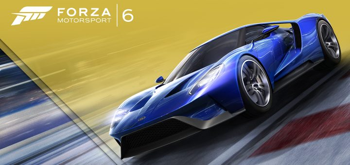 Forza Motorsport 6 Ultimate