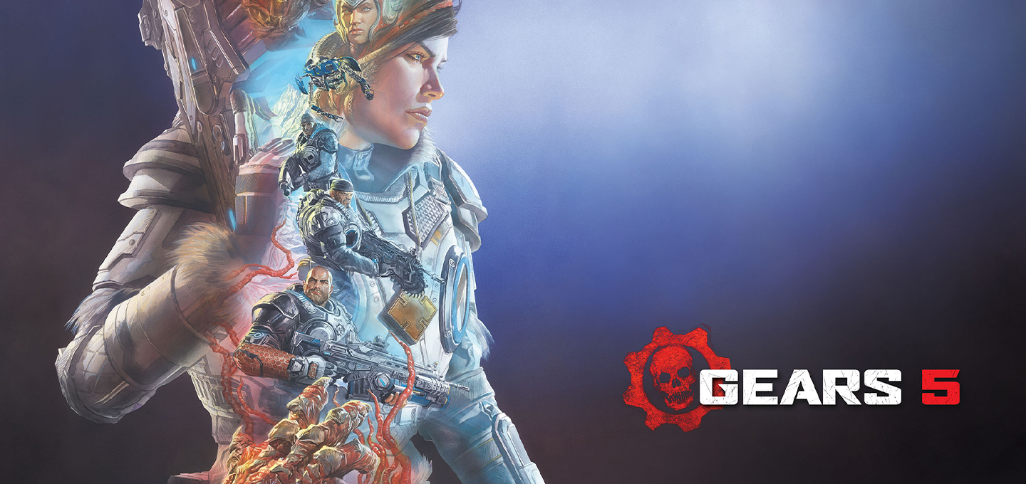 Gears 5 Ultimate Key Art