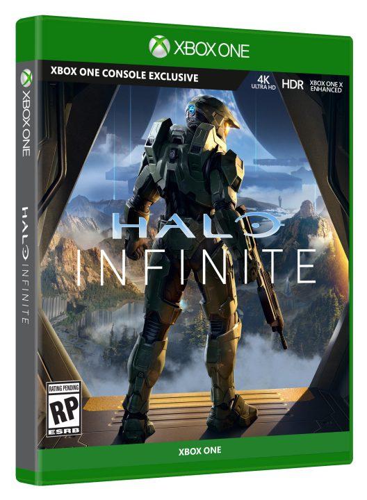 Halo Infinite Boxart