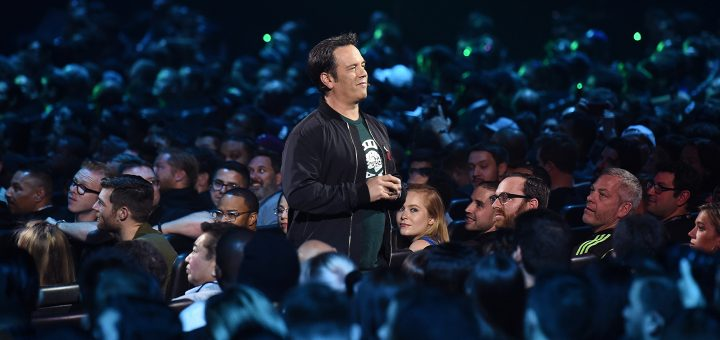 Phil Spencer E3 2019