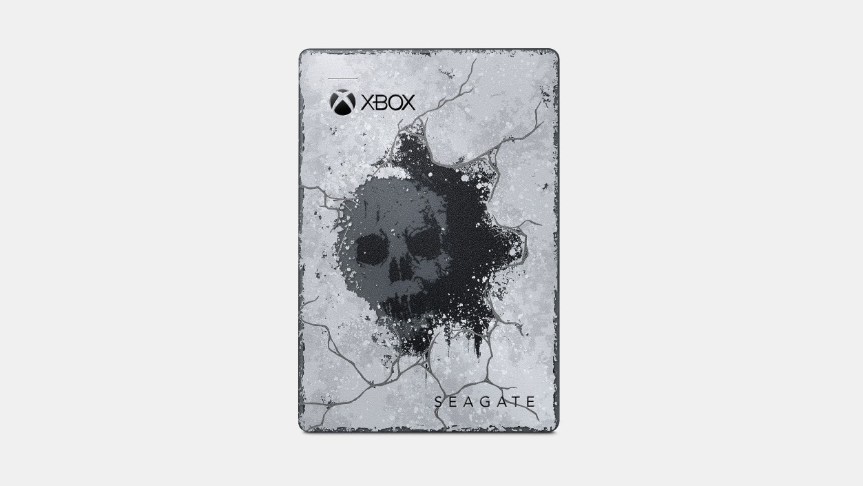 2TB Seagate Game Drive (Gears 5 Edition)
