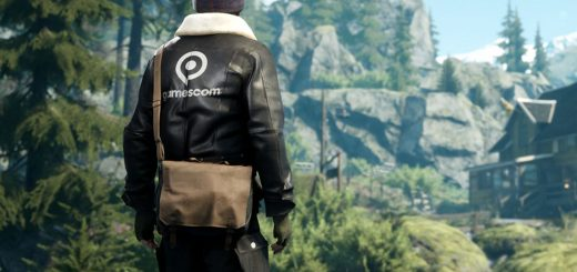 Vigor Gamescom 2019 Jacket