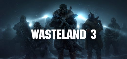 Wasteland 3 Key Art