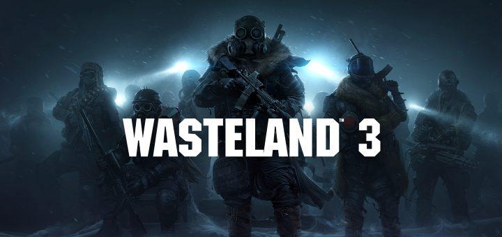 Wasteland 3 Key Art