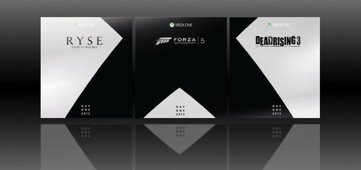 Xbox One Day One 2013