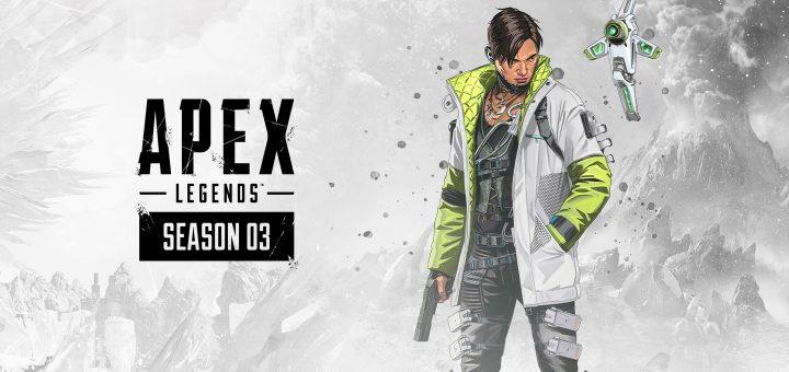 Apex Legends Season 3 Key Art