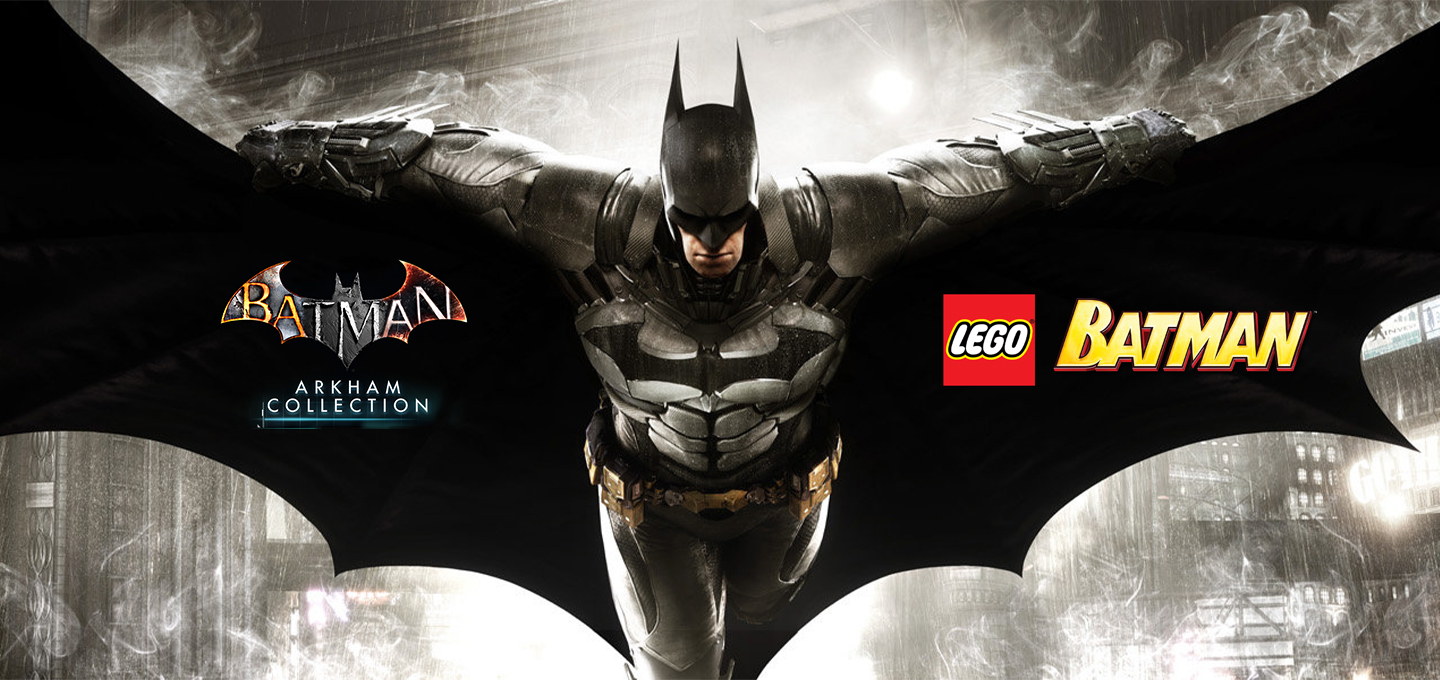 Batman Epic Store Trilogy