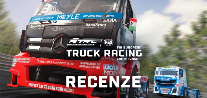 FIA European Truck Racing Championship Recenze