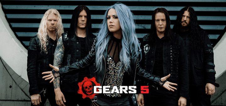 Gears 5 x Arch Enemy