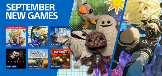 PlayStation Now September 2019 Line-up