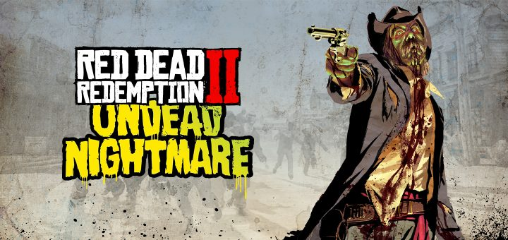 Red Dead Redemption 2 Undead Nightmare