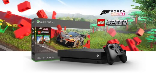 Xbox One X Forza Horizon 4 LEGO Speed Champions Bundle