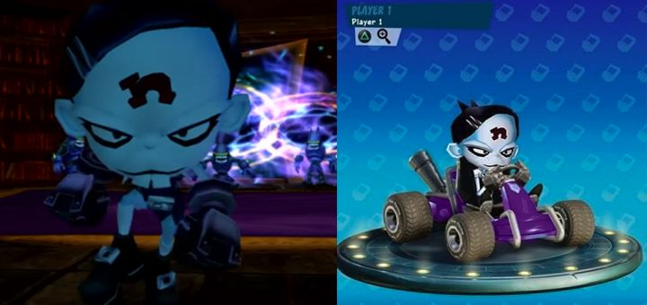 Nina Cortex Crash Team Racing