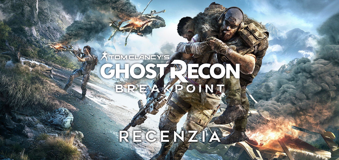 Tom Clancy's Ghost Recon Breakpoint Recenzia
