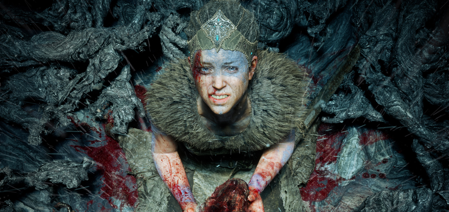 Ninja Theory presents Hellblade Senua's Sacrifice