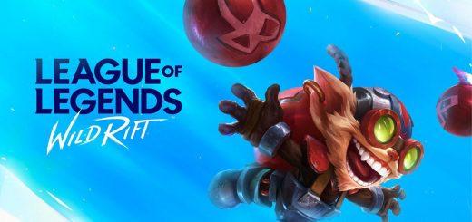 League of Legends Key Art