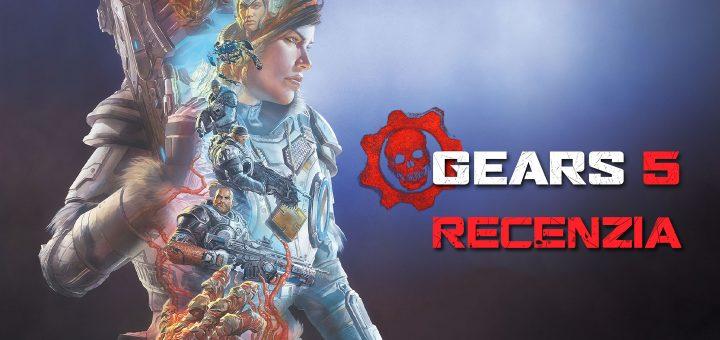 Recenzia Gears 5