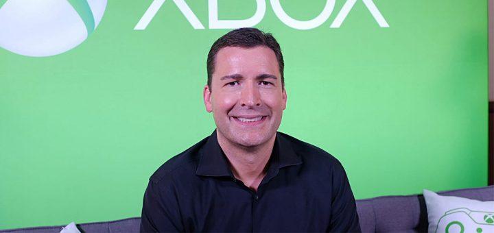 Xbox Live Mike Ybarra