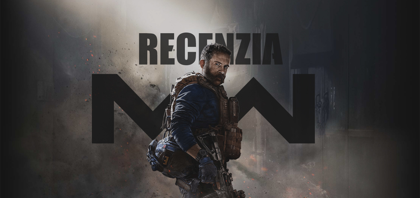 Recenzia Call of Duty: Modern Warfare 2019