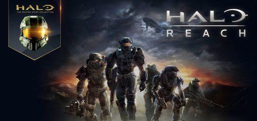 Halo Reach MCC PC Key Art