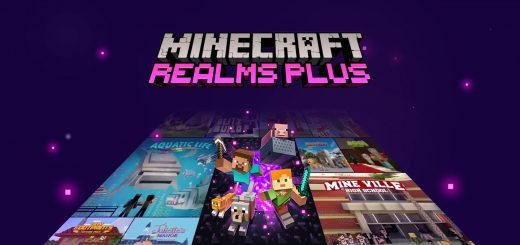 Minecraft Realms Plus