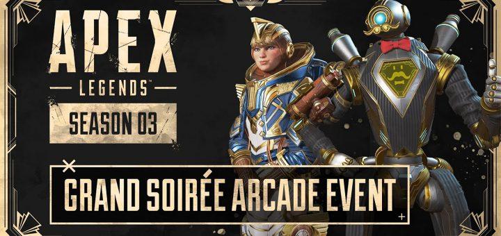 Apex Legends Grand Soirée Arcade Event
