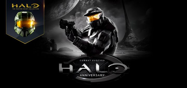 Halo: Combat Evolved Anniversary MCC PC Key Art