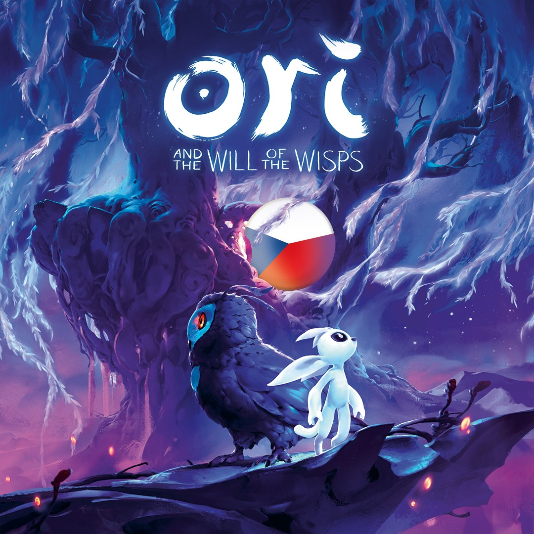 Ori and the Will of the Wisps cestina