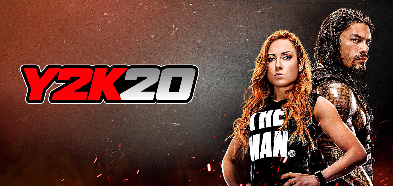 Y2K20 WWE 2K20