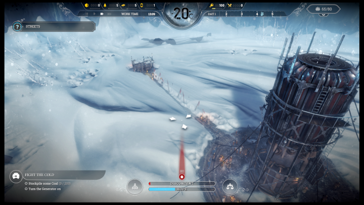 Frostpunk Console Edition screenshot Xboxer