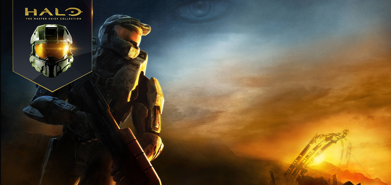 Halo 3 MCC PC Key Art
