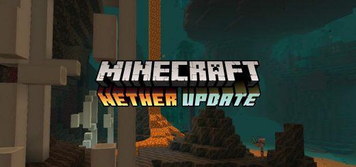Minecraft Nether Update