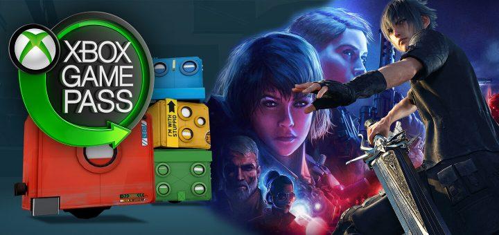 Xbox Game Pass Wolfenstein Final Fantasy