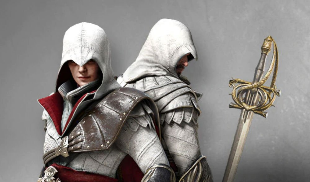 Assassin's Creed Odyssey Ezio's Roman Set
