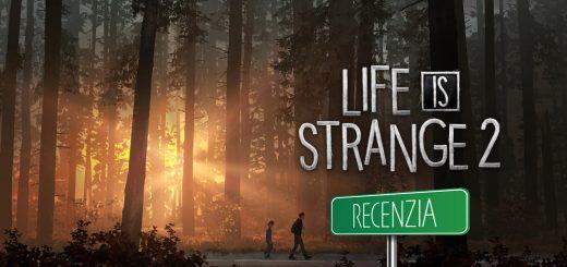 Recenzia Life is Strange 2
