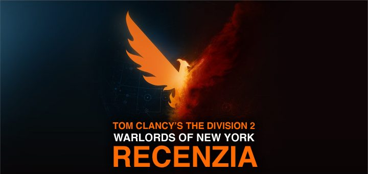 Recenzia The Division 2 Warlords of New York