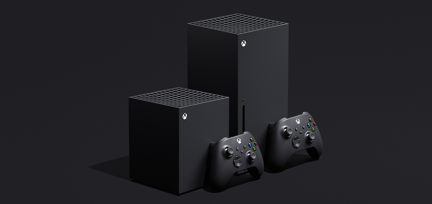 Xbox Series S by Xboxer
