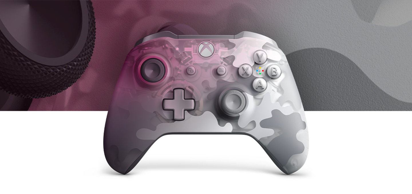 Xbox Wireless Controller Special Editions March 2020