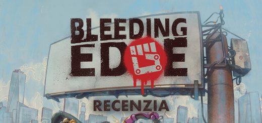 Bleeding Edge recenzia