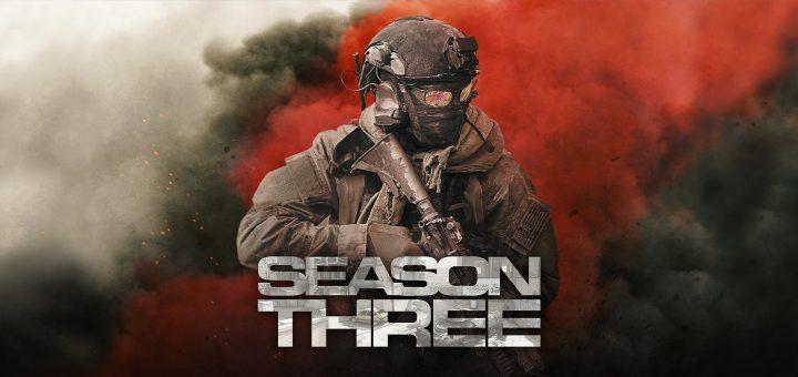 Call of Duty: Modern Warfare Season Three