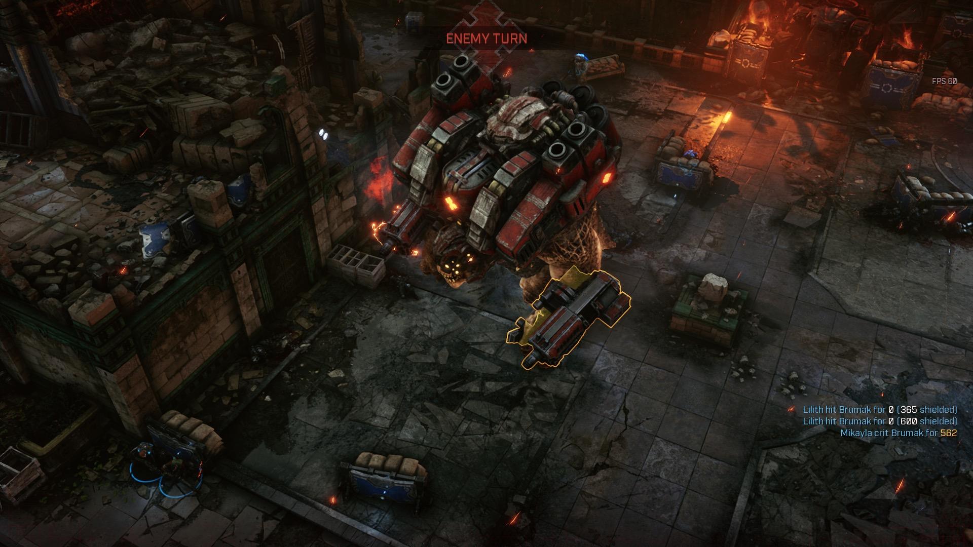 Gears Tactics recenzia