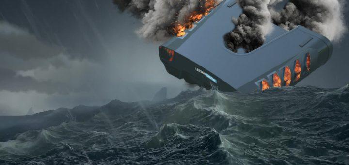 PlayStation 5 devkit on fire