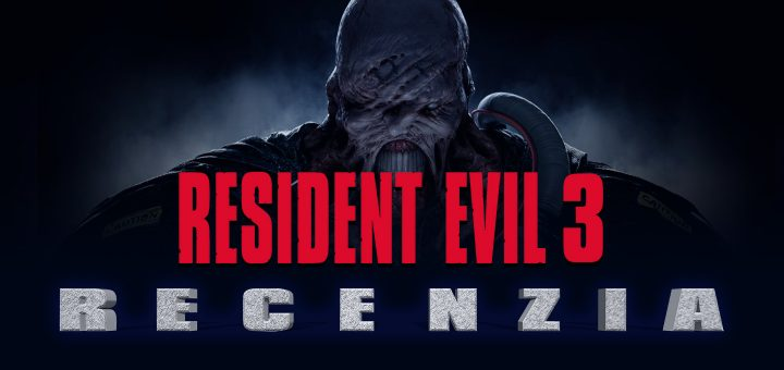 Resident Evil 3 Recenzia