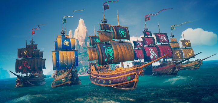 Sea of Thieves Ships of Fortune Update