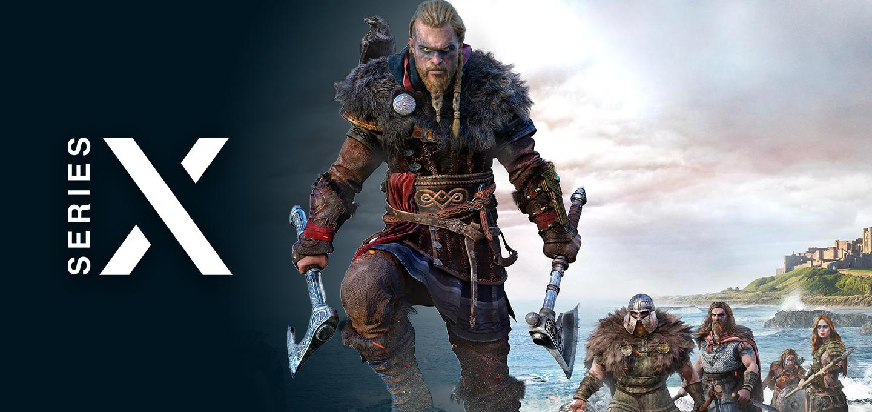 Assassins Creed Valhalla Series X Optimized