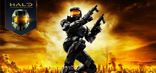 Halo 2 Anniversary MCC PC Key Art