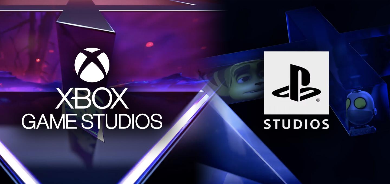 Xbox Game Studios a PlayStation Studios