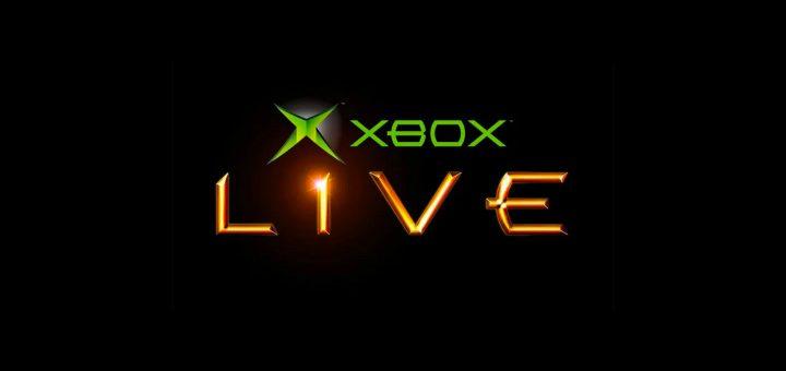 Xbox Live Original Logo